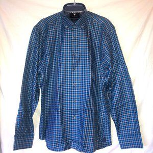NWT - Baqchi Tailored Fit Dress Shirt